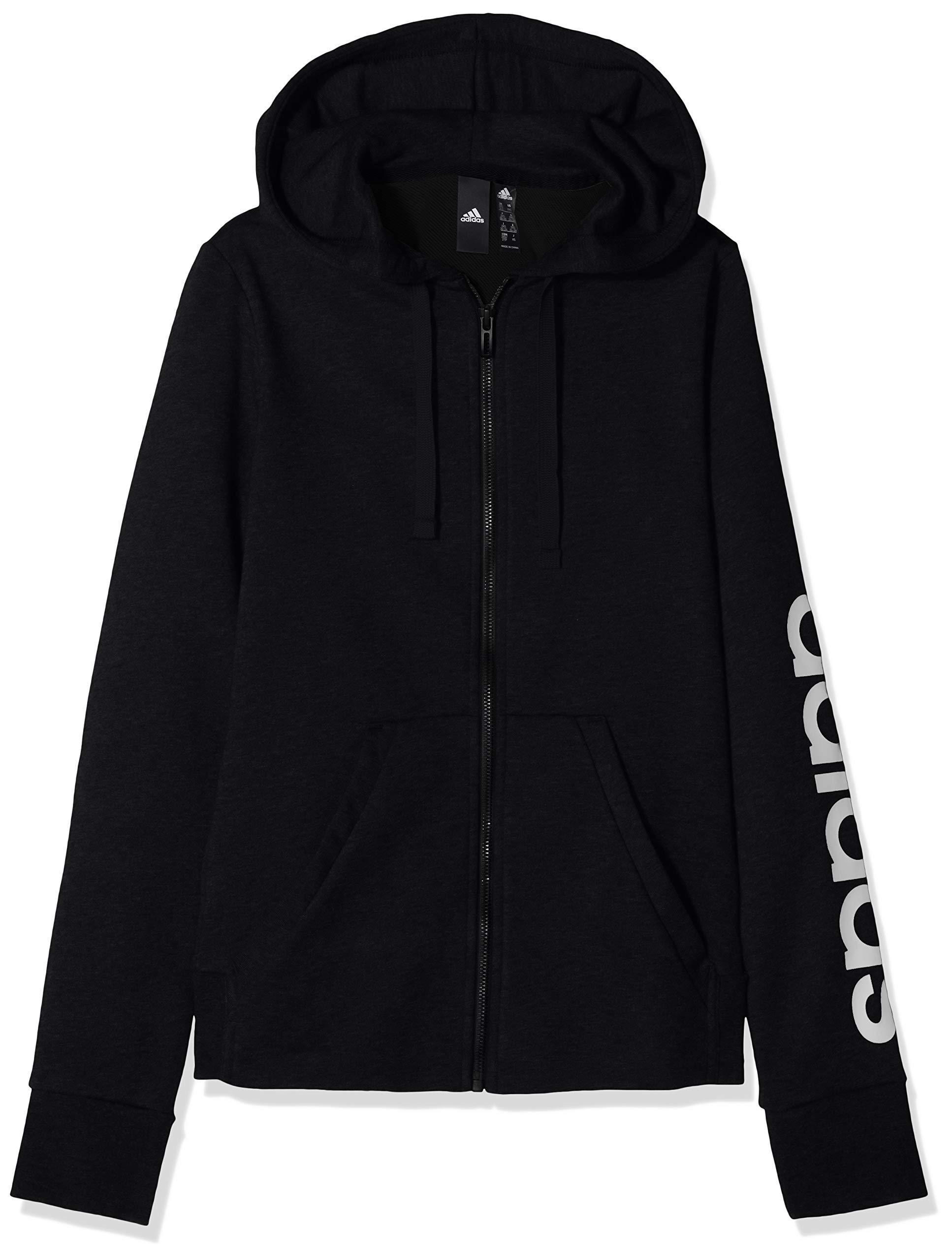 Adidas Essentials Linear Full Zip Hoodie 1 spesavip