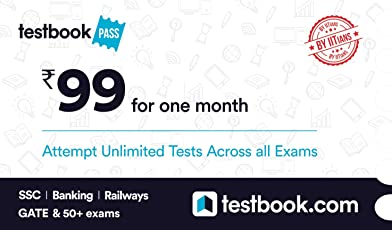 Testbook.com Pass - 1 Month Subscription (Activation Key Card)