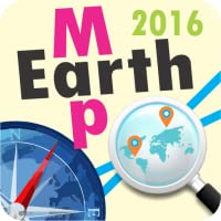 Earth Map 2016