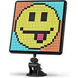 Divoom Pixoo-Max Mehrzweck Digitaler Bilderrahmen, 32 x 32 Programmierbares Pixel Art LED Display für Zimmer Gaming Deko, Fen