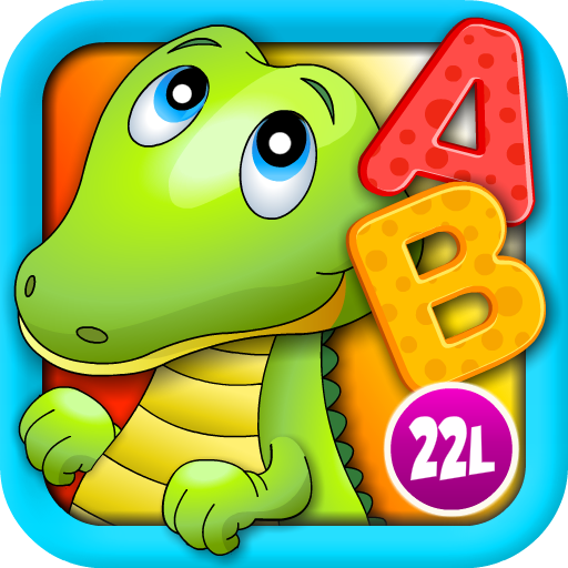 Alphabet Aquarium Vol 1: Animated Puzzle Games with Letters and Animals