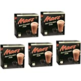 Bebida Chocolate Cápsulas (Mars - 5 Boîtes (8 capsules))
