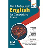 Tips & Techniques in English for Competitive Exams