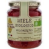 Miele biologico di Eucalipto - Italiano non Pastorizzato | Apicoltura Colle Salera (500 gr)