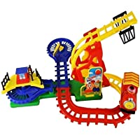 Kiwilon Changing and Flipping Tracks Fun Train Toy for Kids with Track ( Toys for 3 Year Old Boy and Girl )