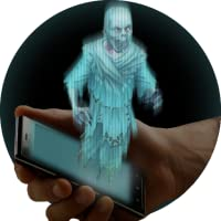 Ghost Hologram Detector Prank
