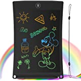 GUYUCOM Lcd Schreibtafel 8.5Zoll, Elektronisches Schreibtablet mit hellerem Bildschirm, löschbarer und Anti-Clearance-Funktio