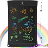 GUYUCOM LCD Writing Tablet, 8.5 inch Doodle & Scribble Boards Portable Erasable Writing Tablet for Kids Adults with Lock…