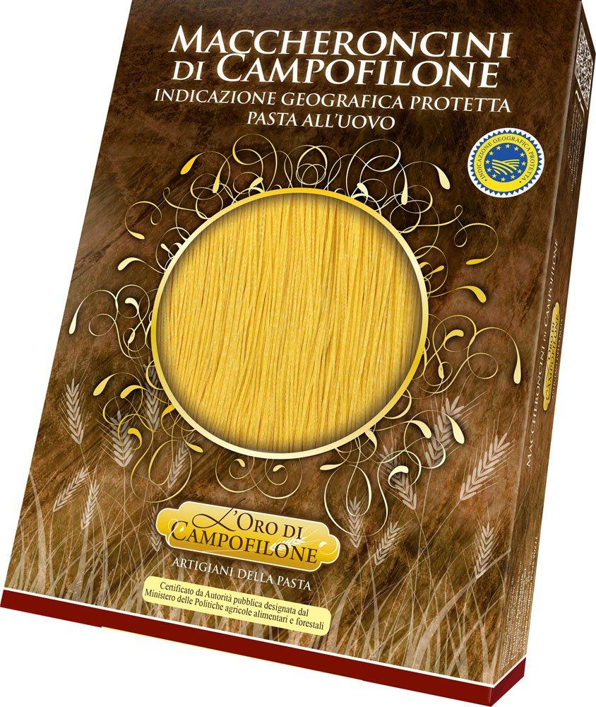 Maccheroncini di Campofilone IGP (10 confezioni da 250gr)