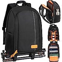 TARION Kamerarucksack Spiegelreflex Fotorucksack Wasserdicht | Leicht und Kompakt | Klein DSLR Rucksack mit 15…