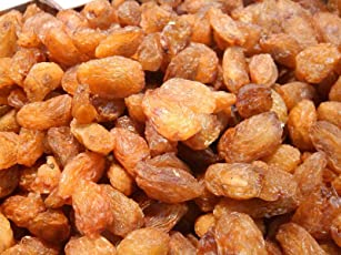 Berries And Nuts Premium Golden Raisin (Abjosh, Munakka), 250g