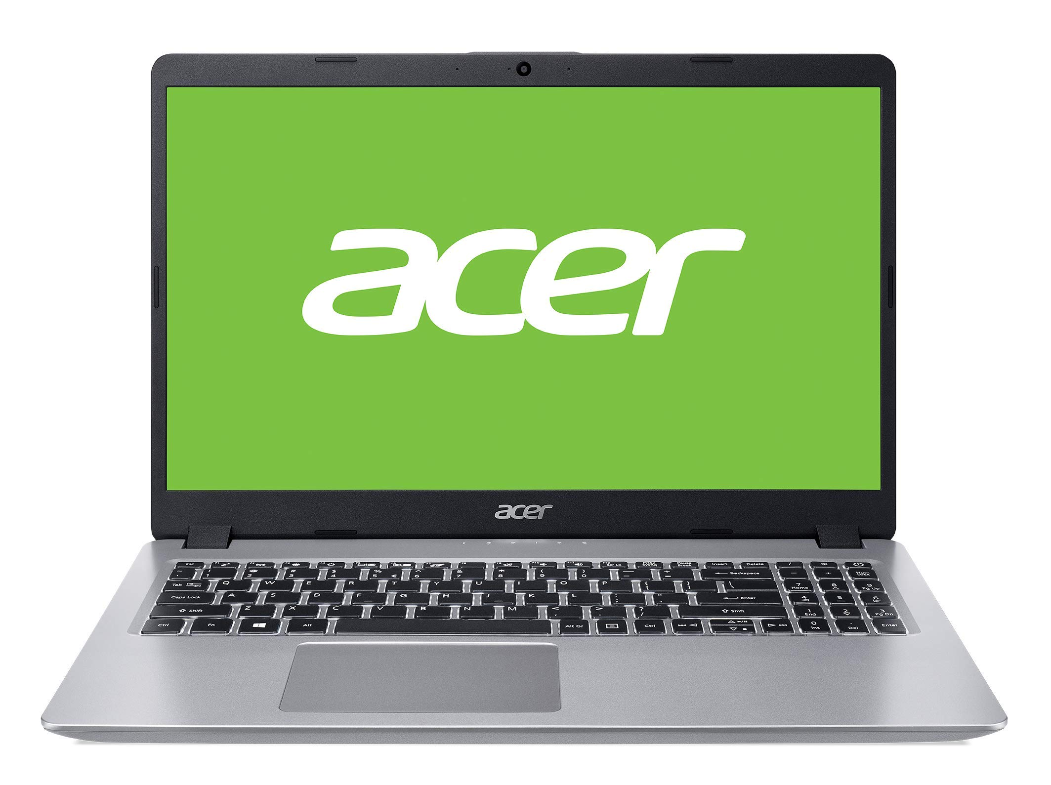 Acer Aspire 5 – Ordenador portátil  HD+ LED (Intel Core , 8 GB de RAM, Windows 10 Home)  – Teclado QWERTY Español