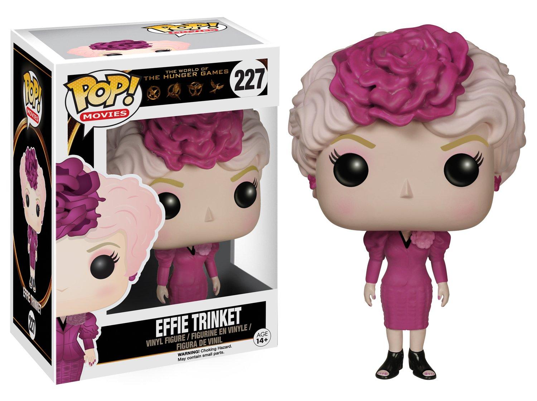 Funko Pop Effie Trinket (Los Juegos del Hambre 227) Funko Pop