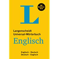 Langenscheidt Universal-Wörterbuch Englisch - mit Bildwörterbuch: Englisch-Deutsch/Deutsch-Englisch (Langenscheidt Universal-Wörterbücher)