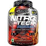 Muscletech Performance Series Nitrotech Power (Post-Workout, 60g Protein, 14.8g BCAAs, 8g Leucine, 6g Creatine 2.5…