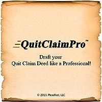 QuitClaimPro - Instant Quit Claim Deed Creator