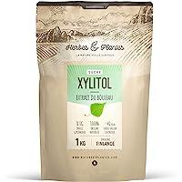 Herbes Et Plantes Xylitol Sucre de Bouleau en Poudre 1 kg