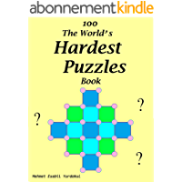 100 The World's Hardest Puzzles Book (English Edition)