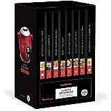 La petite bibliothèque Cookeo: Coffret en 8 volumes : Apéritifs dînatoires ; Recettes express ; Recettes mini-budget ; Recett