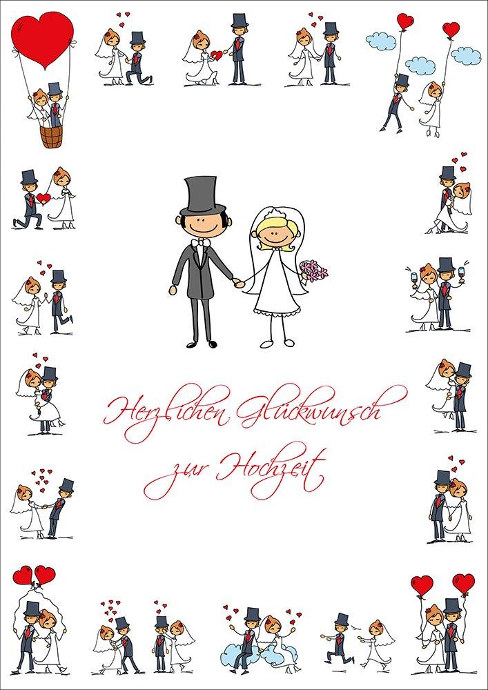 Hochzeit text lustig glückwunschkarte Hochzeit Bilder