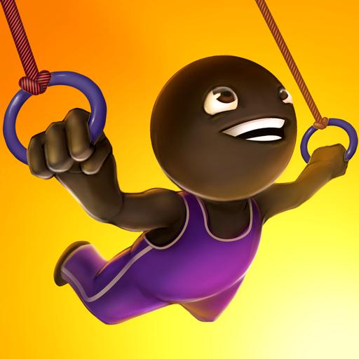 Stickman Gymnastics - Sport Challenge