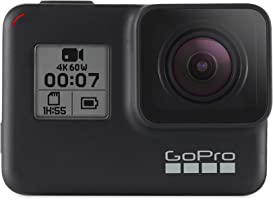 GoPro HERO7 Black Digital Action Camera  Black