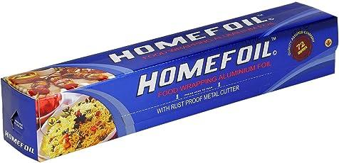 Homefoil Food Grade Aluminium Foil - 72 m