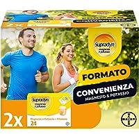 Supradyn Integratore Multivitaminico Magnesio e Potassio, con 5 Vitamine, Per Afa, Caldo, Attività Fisica e Supporto…