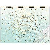 Calendario de Pared Eono 2021, Calendario del planificador familiar para 2021, el planificador mensual es de Enero de 2021 a