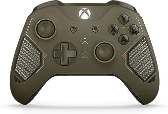 Microsoft Xbox One Wireless Controller Combat Tech SE (Dark Green)