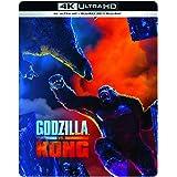 Godzilla vs Kong [4K Ultra HD SteelBook]