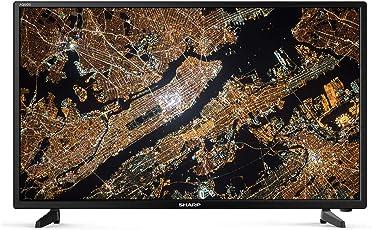 SHARP Full HD LED TV, 102 cm (40 Zoll), LC-40FG3242E, Schwarz