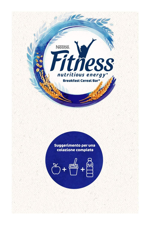 Fitness Naturale Barretta di Cereali Integrali, 6 Pezzi 2 spesavip