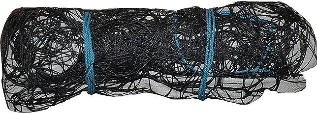 BODY MAXX Nylon Volleyball Net (BMVOLLYBALLNETNYLON)