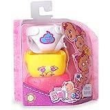 The Bellies - Crazy Diapers, pañales Divertidos Bellies, Accesorios muñecas para niñas y niños a Partir de 3 años(Famosa 7000