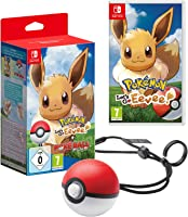 Pokémon Let's Go Eevee! + Poké Ball Plus