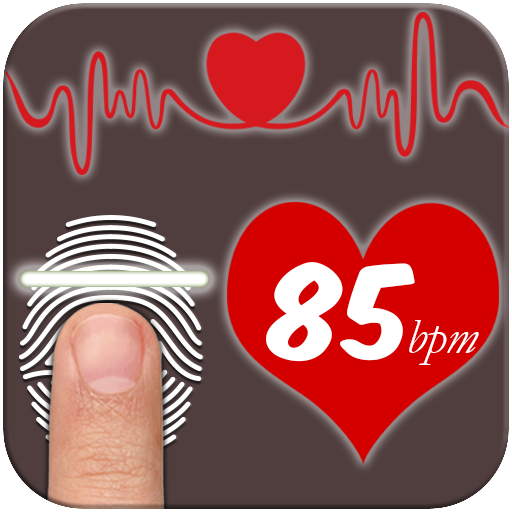 Fingerprint Heartbeat Checker Prank - Heart Rate Monitor