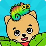Puzzles para niños de 1 a 5 años - juegos de bebés