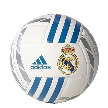 Adidas Real Madrid Fbl, Pallone Uomo: Amazon.it: Sport E Tempo Libero