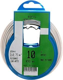 Voltman VOM530208 Accessoire dEclairage Douille Lisse Plastique E27 Blanc