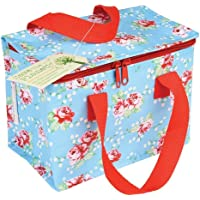 dotcomgiftshop Insulated Floral Design Lunch Bag - English Rose by dotcomgiftshop