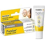 Medela Purelan Crème 100% naturelle, 100% lanoline, 7 g, excellente pour les peaux douces et sèches de toute la famille