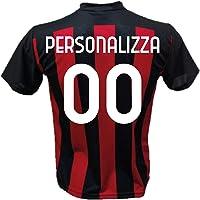 DND DI D'ANDOLFO CIRO Maglia Calcio Milan Personalizzabile Replica Autorizzata 2020-2021 Taglie da Bambino e Adulto…