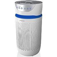 HoMedics Purificatore d'Aria, Filtro HEPA a 360°, Tecnologia con Luce UV-C Elimina Odori, Allergeni, Virus, Batteri e…