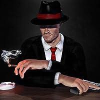 Vegas Mafia Criminel Squad Gangster Crime Escape Survie Simulator 3D: Cops Vs Robbers Chasser Tir criminel Combat Aventure Action palpitante Mission Jeu 2018