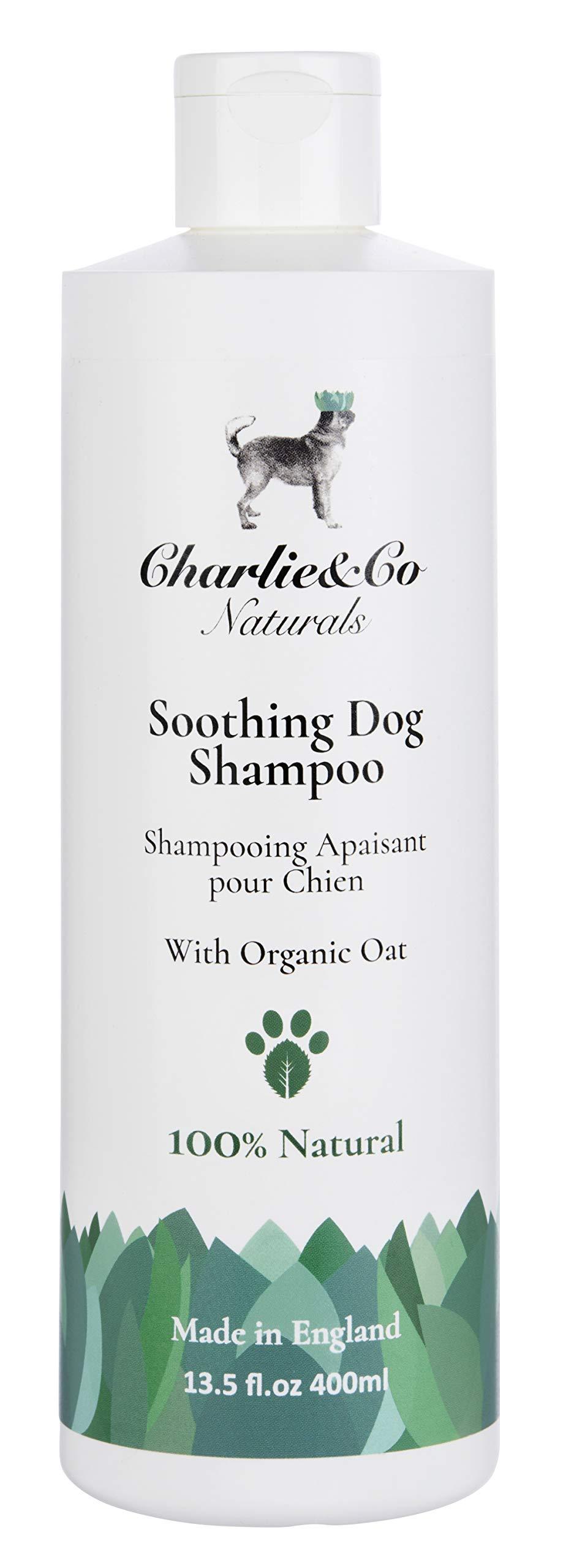 Charlie & Co Naturals 100% Natural Soothing Dog Shampoo