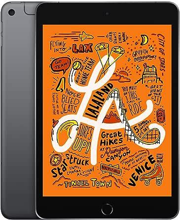 Apple iPad mini (Wi-Fi + Cellular, 64GB) - Grigio siderale