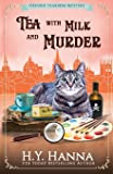 Tea with Milk and Murder (Oxford Tearoom Mysteries ~ Book 2): The Oxford Tearoom Mysteries - Book 2: Volume 2