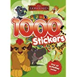 Disney The Lion Guard 1000 Stickers
