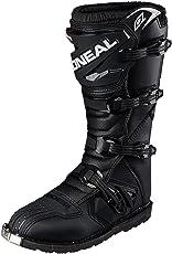 O'Neal Rider Boot MX Stiefel Schwarz Moto Cross Motorrad Enduro Boots, 0329-1